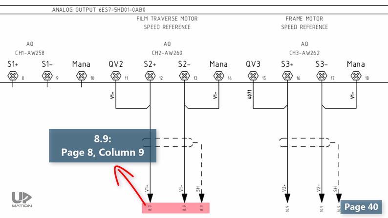Analog Input to VFD