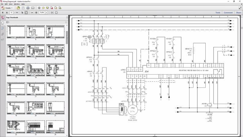 PLC Wiring Diagram Examples
