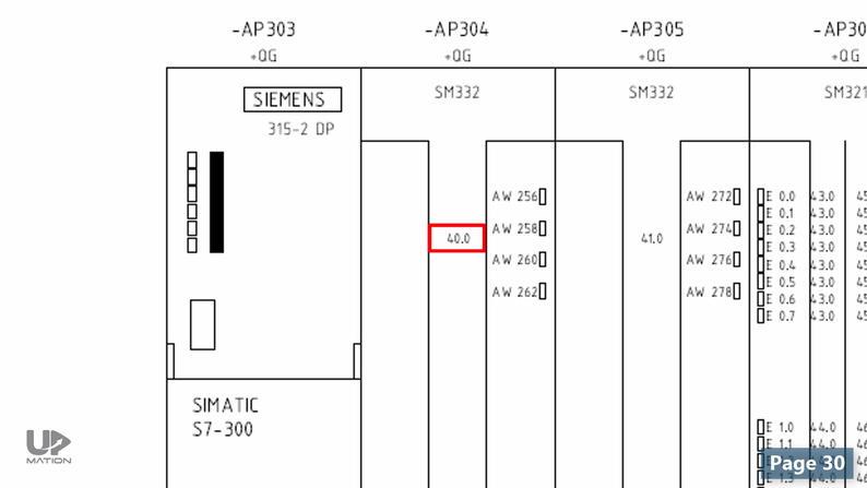 how to read plc schematics