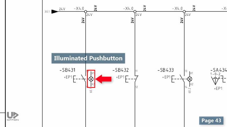 push button led wiring diagram