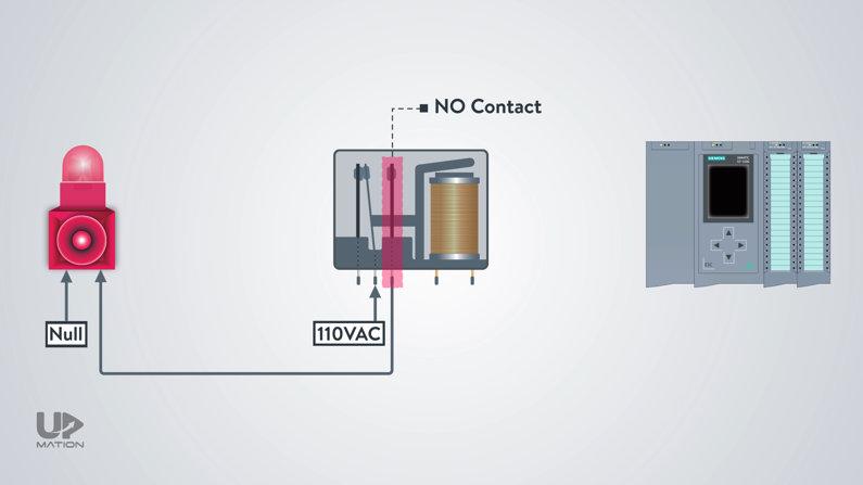 Electric Relay Diagram