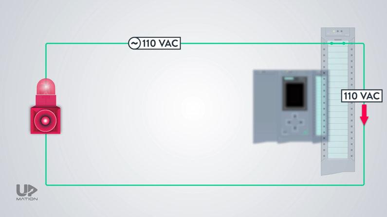 PLC Relay Output