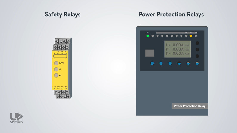 Types of Relays electrical