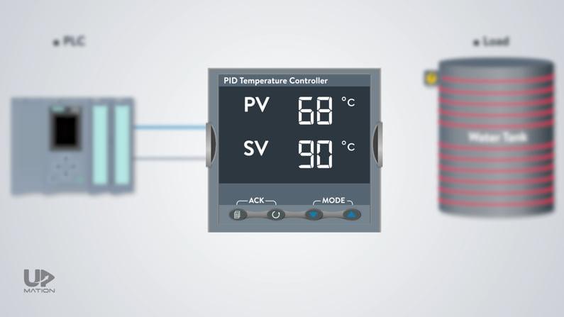 SSR PID temperature controller